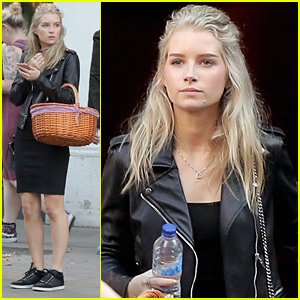 Lottie Moss Shows Off Bird Trio Tattoo on Snapchat