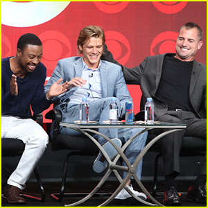 Lucas Till Reveals 'MacGyver' Character's First Name Is 'Pretty Crappy'