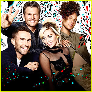Miley Cyrus is Shaking Things Up in Season 11 of 'The Voice' - Watch!
