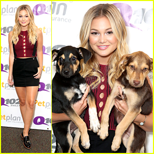 Olivia Holt Drops New 'Phoenix' Remixes!