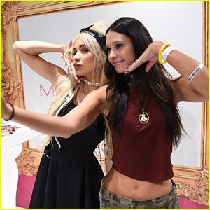 Pia Mia Hosts Special Material Girl Meet & Greet in Los Angeles