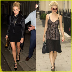 Pixie Lott Meets the Cutest Fan Ever!