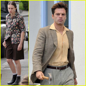 Taissa Farmiga Begins Shooting 'We Have Always Lived In The Castle' With Sebastian Stan