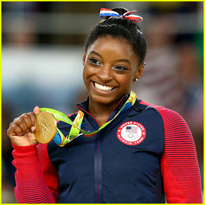 Simone Biles Addresses 'Dancing With The Stars' Rumors