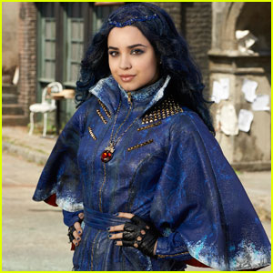 Sofia Carson Celebrates One Year Since 'Descendants'!