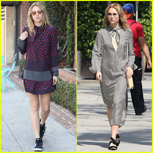 Suki Waterhouse Steps Out to Run Some Errands in Beverly Hills