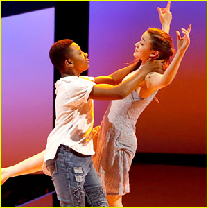 Kida Burns & Ruby Castro Had Everyone Talking With Their 'So You Think You Can Dance: The Next Generation' Performance