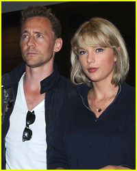 This is What Taylor Swift's Boyfriend Tom Hiddleston is Doing Right Now