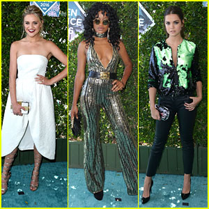 JJJ's Best Dressed List: Teen Choice Awards 2016!