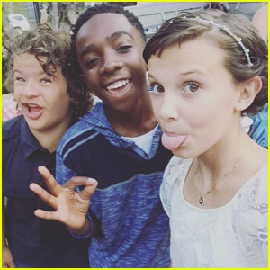 Gaten Matarazzo & the 'Stranger Things' Cast Are Amazing Singers