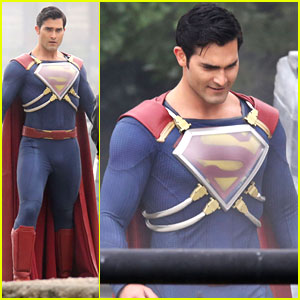 'Supergirl' Exec Producer Weighs In On Tyler Hoechlin's Superman Storyline