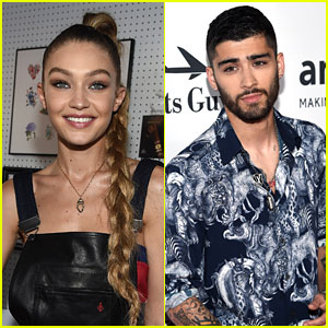 Did Gigi Hadid Just Throw Shade at Zayn's Old Pal Harry Styles?
