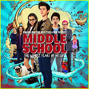 'Middle School' Star Alexa Nisenson Dishes 10 Fun Facts; Plus A New Trailer!