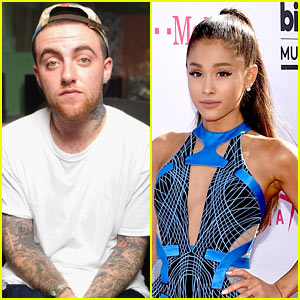 Ariana Grande & Mac Miller Make Their Relationship Instagram Official!