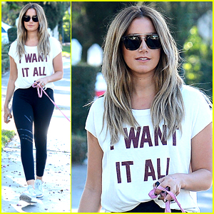Ashley Tisdale To Host Signorelli Fall Collection Launch Event This Weekend