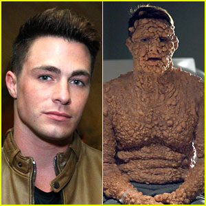 Colton Haynes' 'Scream Queens' Look Took 5 Hours in Makeup!