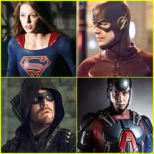 'Supergirl' 'Flash' 'Legends' & 'Arrow' Big Bad Crossover Villain Revealed!