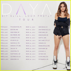 Daya Announces First-Ever Headlining Tour - See the Dates!