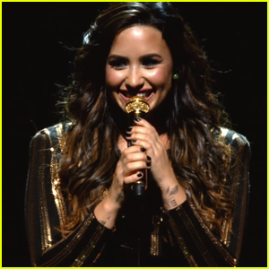 Demi Lovato Drops 'Body Say' Live Performance Video From the Future/Now Tour