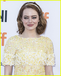 Emma Stone's 'La La Land' Look for TIFF Is Super Cute!