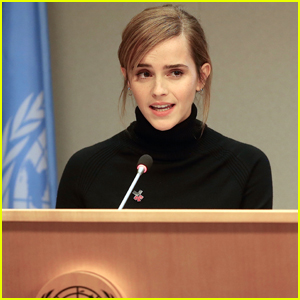Emma Watson Speaks at the UN on HeForShe's Two Year Anniversary