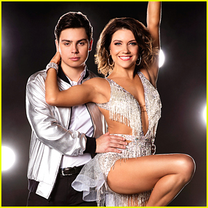 Jake T. Austin & Jenna Johnson Bring The Concert To Us on 'DWTS' Season 23 Premiere