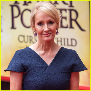 J.K. Rowling Creates a 'Harry Potter' Patronus Test - Find Out Yours!