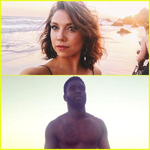 Jenna Johnson & Keo Motsepe Tease Special Performance For 'DWTS' Results Show
