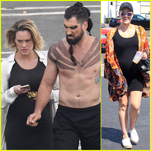 Peta Murgatroyd Has '5-Star Restaurant' Cravings, According to Maksim Chmerkovskiy