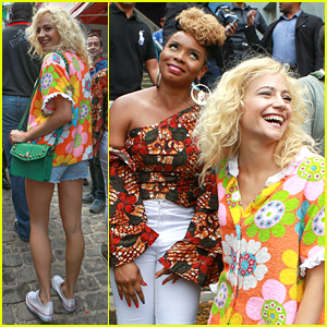 Pixie Lott Brings Color to Brazil For Shell's Make The Future Campaign
