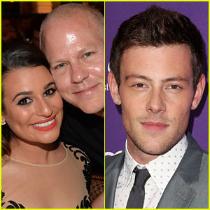 Lea Michele Talks About Ryan Murphy's Support After Cory Monteith's Death