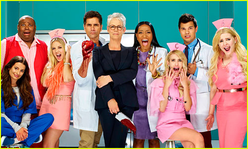 'Scream Queens' Season 2 Cast - Meet the Stars!