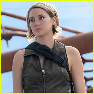 Shailene Woodley Is Out Of 'Divergent' TV Adaption