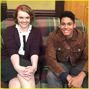 Stranger Things' Shannon Purser Becomes Ethel Muggs for 'Riverdale' - First Pic!
