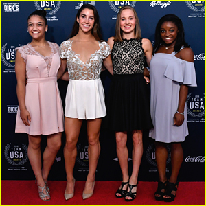 The Final Five Win Team Of The Olympic Games at Team USA Awards!