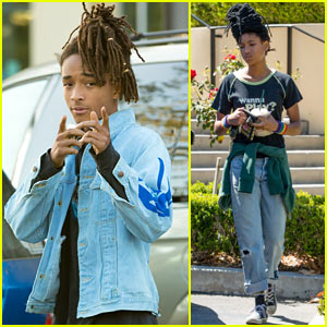 Willow Smith Enjoys a Hike in LA!