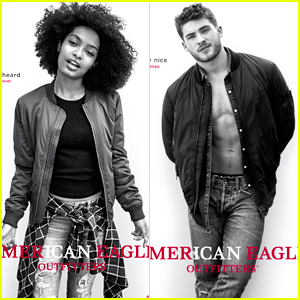 Yara Shahidi & Cody Christian Join American Eagle Outfitters' #WeAllCan Campaign
