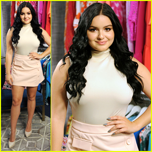 Ariel Winter Loves To Embarrass Co-Star Nolan Gould Every Chance She Gets