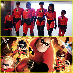 The Cast of 'Black-ish' are The Incredibles For Halloween!