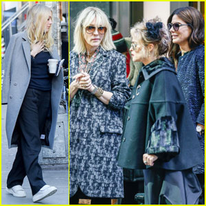 Dakota Fanning Gets to Work on Star-Studded 'Ocean's 8' Movie!