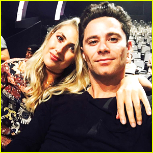 Dancing With The Stars' Emma Slater & Sasha Farber Are Engaged!