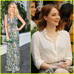 Emma Stone, Anna Camp, & More Stun at CFDA/Vogue Fashion Event!