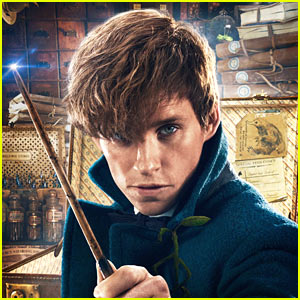 Eddie Redmayne Gets into Character in New 'Fantastic Beasts and Where to Find Them' Posters!