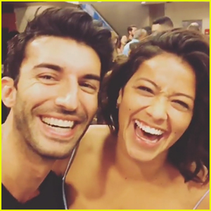 Justin Baldoni Gushes Over His Favorite Movie Star Gina Rodriguez in New Instagram Vid