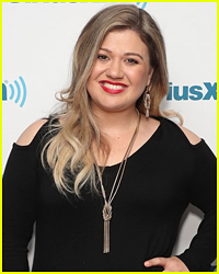 Kelly Clarkson Doesn't Have Time To Discuss The Taylor/Katy/Demi Drama