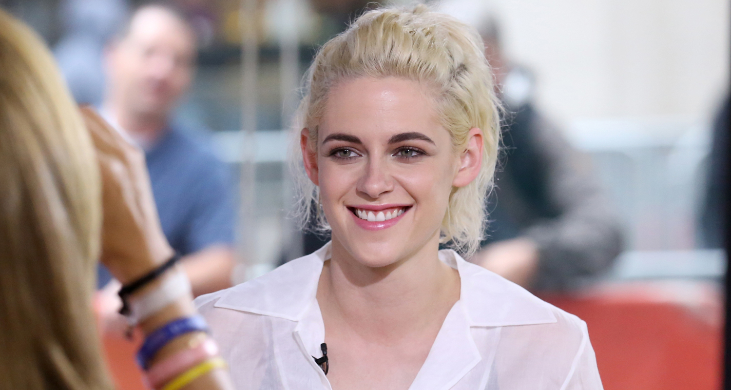 Image result for kristen stewart today show