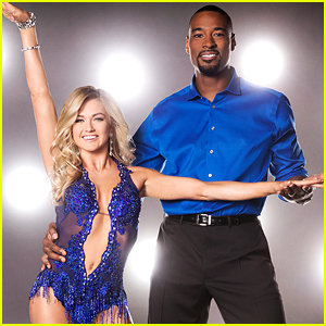 Calvin Johnson & Lindsay Arnold Perform A Jazz For 'DWTS' Season 23 Week Five