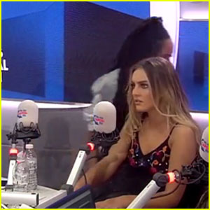 Little Mix's Leigh-Anne Pinnock 'Storms Out' of Capital FM Interview (Video)