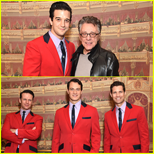 Mark Ballas & Drew Seeley Sing Classic Frankie Valli Tune - Watch Now!