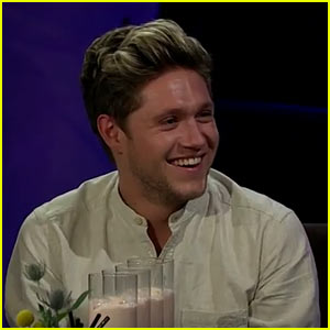 Niall Horan Reveals Whether He'd Rather Spend His Last Night on Earth With Selena Gomez or Ellie Goulding - Watch!
